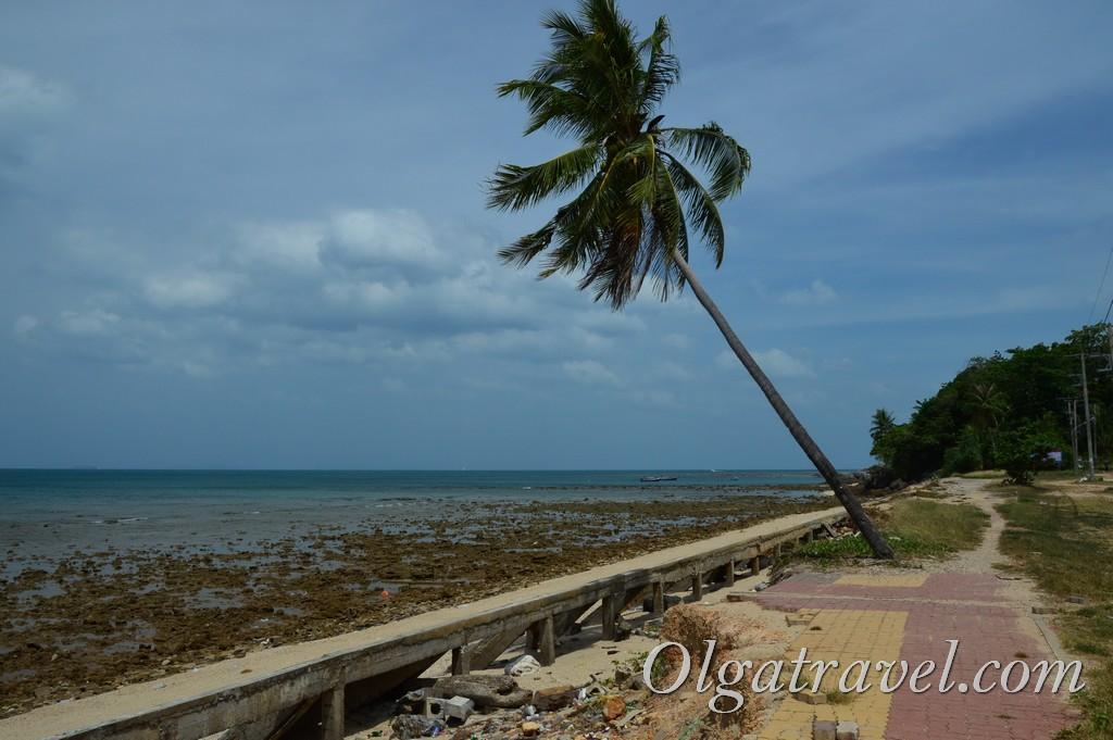 пляжи Ланты Клонг Тоаб