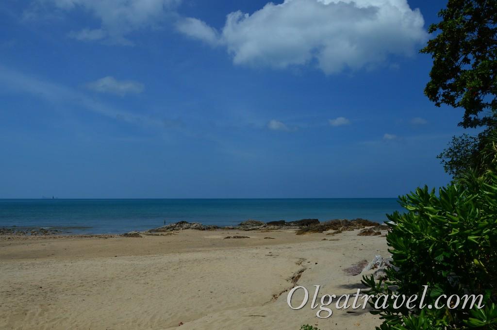 пляж Клонг Хин Ланта