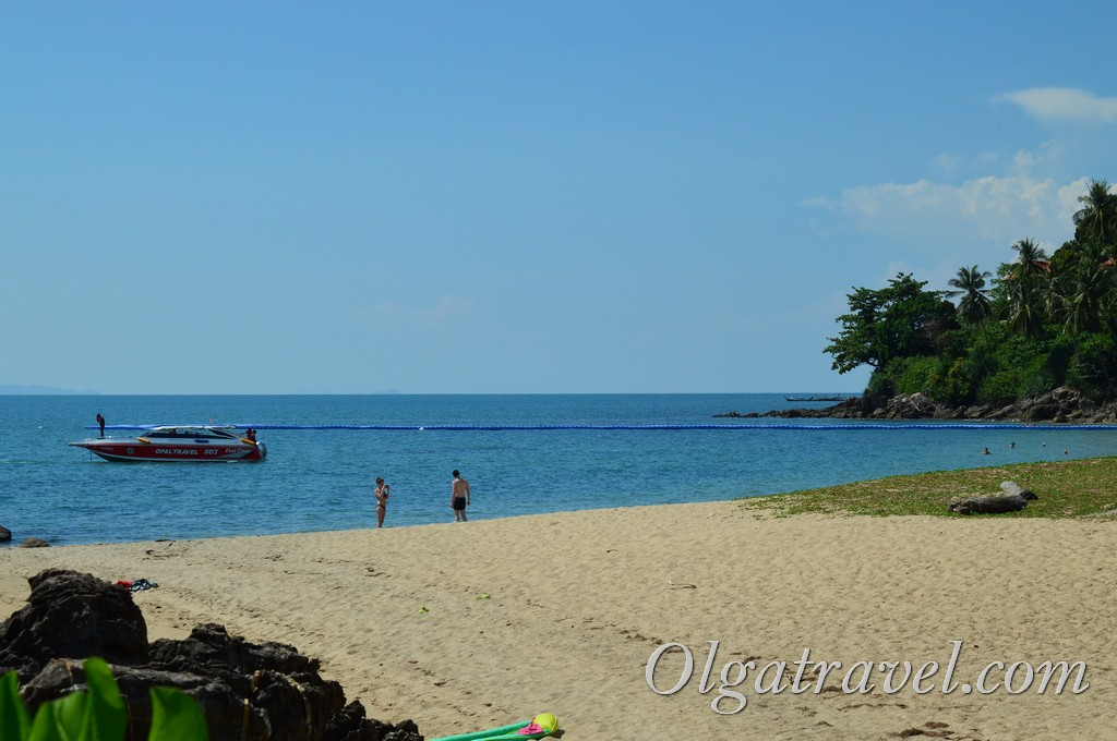 Клонг Тоаб пляж Ко Ланта