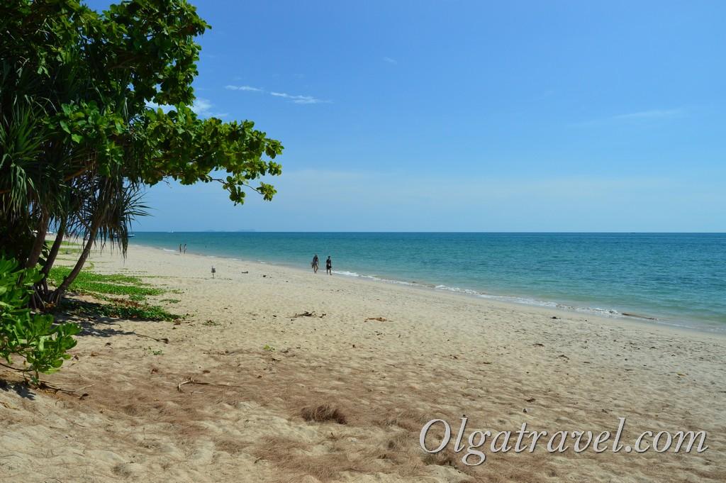 пляж Клонг Нин