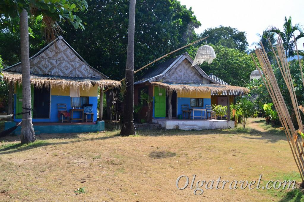остров Ланта Таиланд