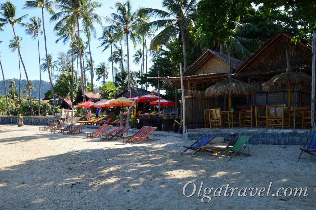 остров ланта в тайланде