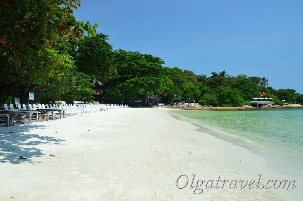 пляж для детей Самет