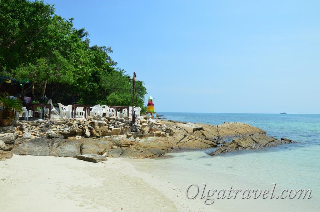 пляж Wong Duan