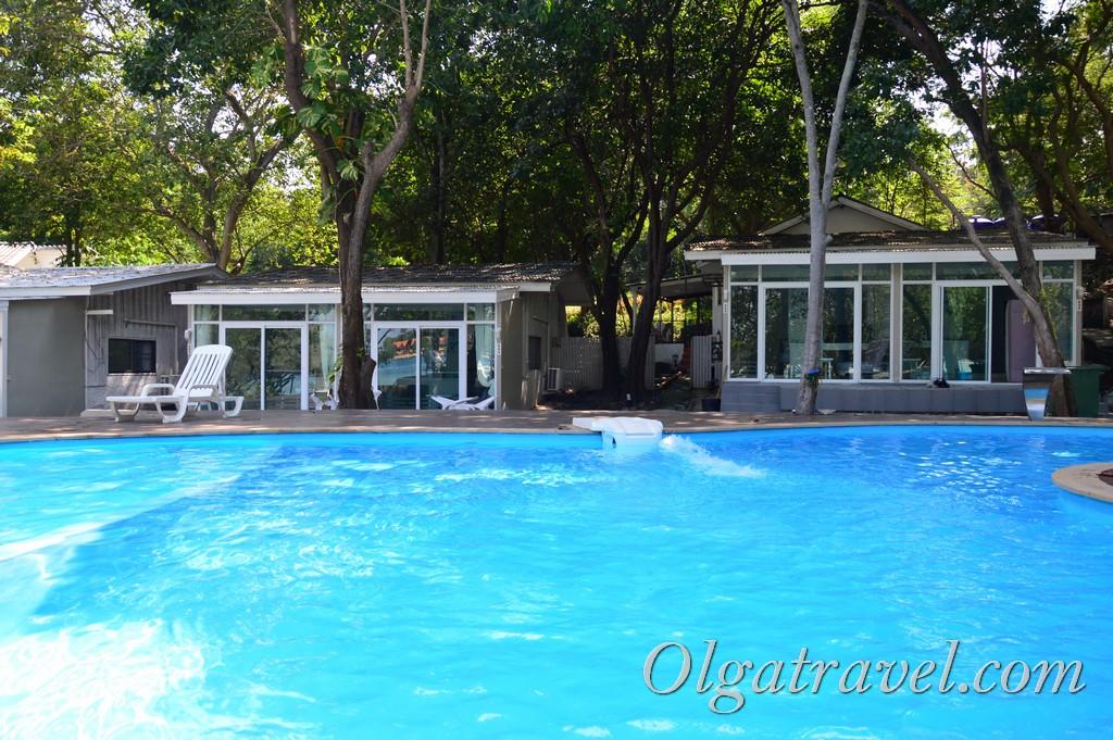 отели Самета на пляже Вонг Дуанг