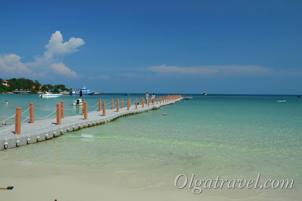 пляж Wong Duan Самет