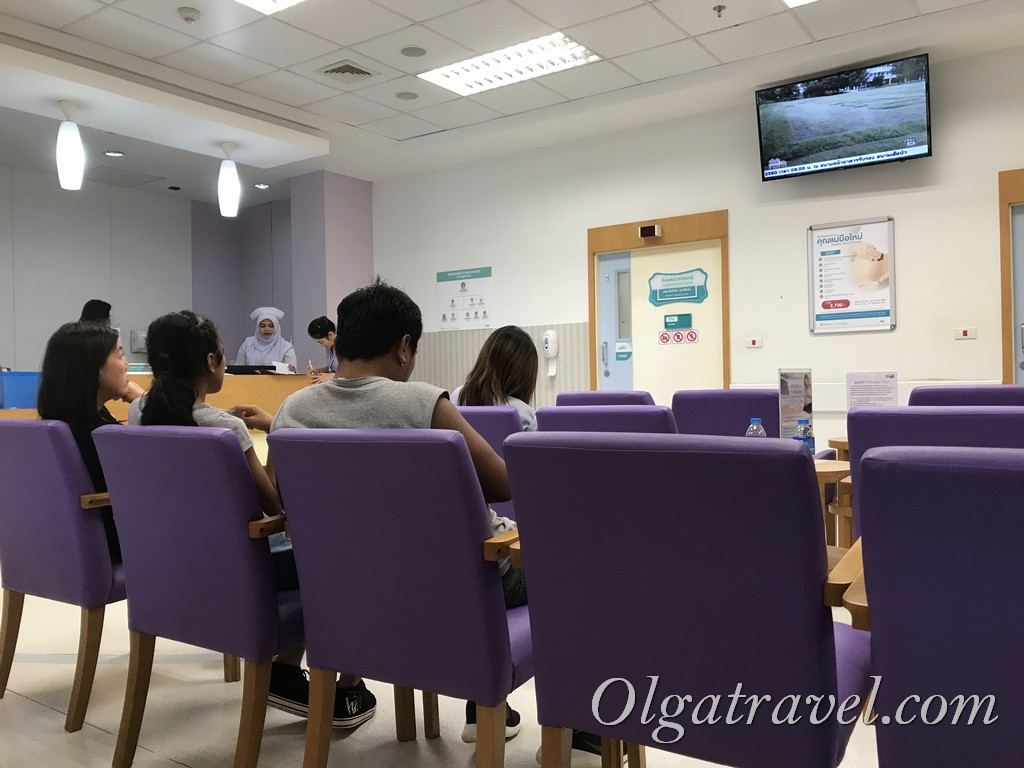 беременность в Таиланде