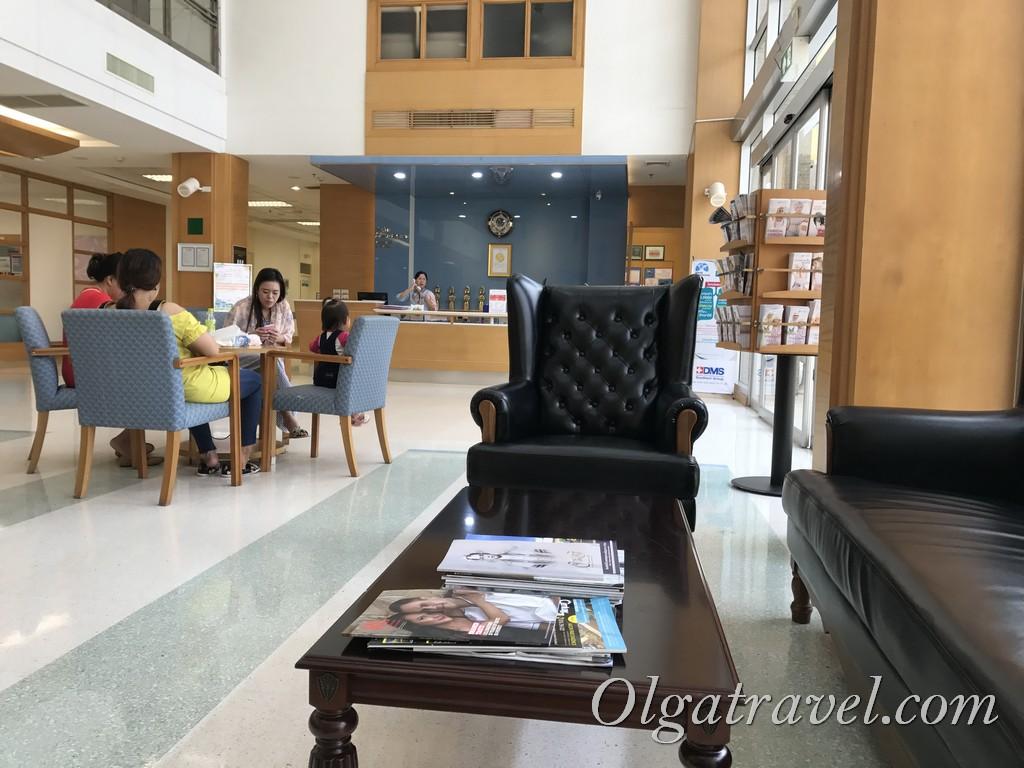 пхукет интернешнел госпиталь