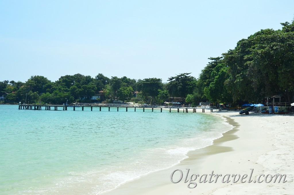 пляж Ао Чо Самет