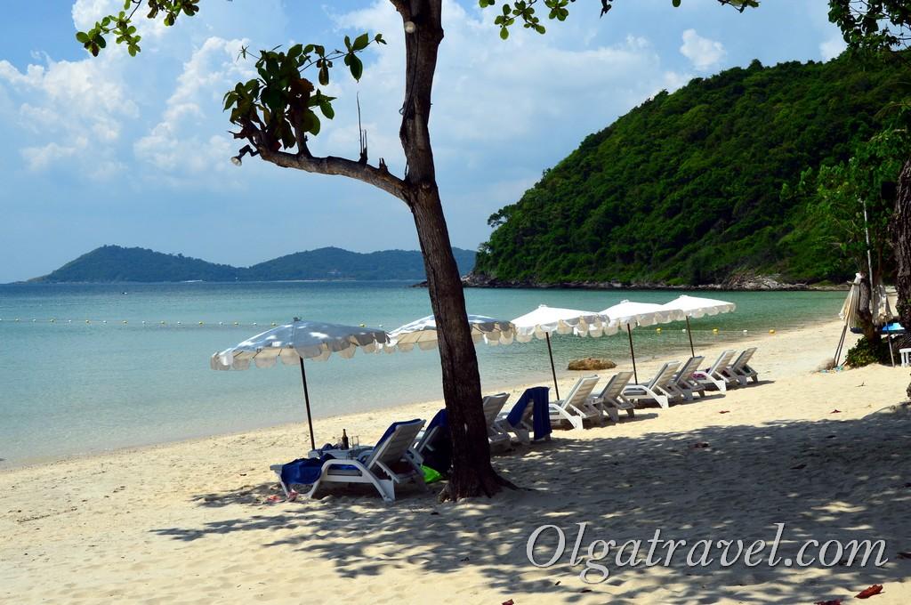 лучший пляж самета