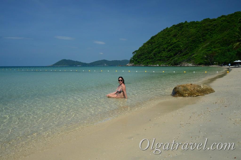 лучший пляж острова Самет