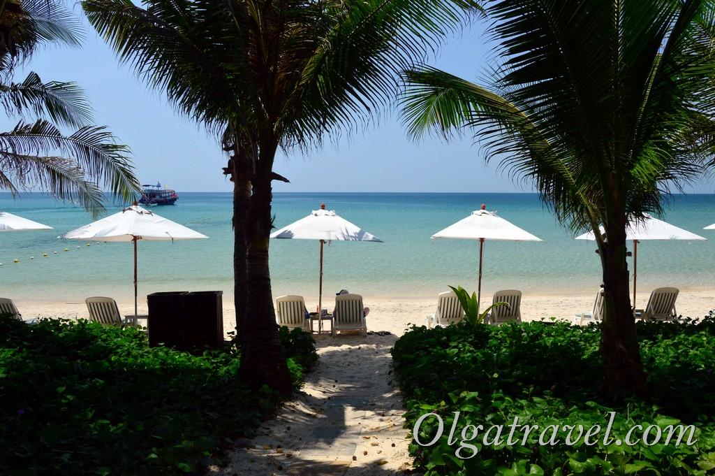 пляж Ао Прао Самет
