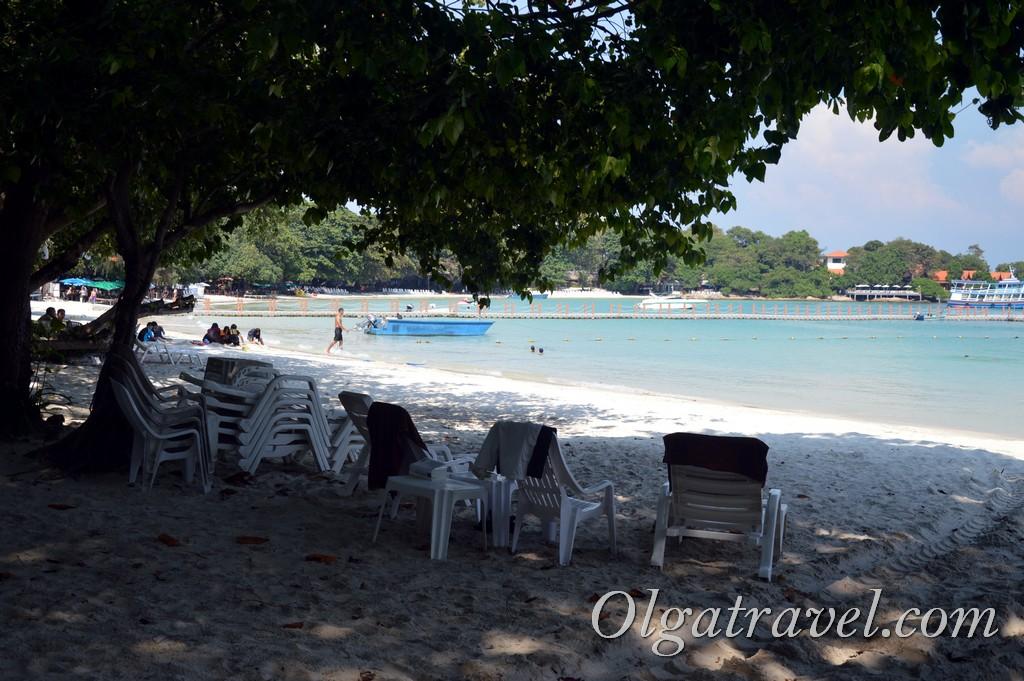 пляж Вонг Дуан ресорт