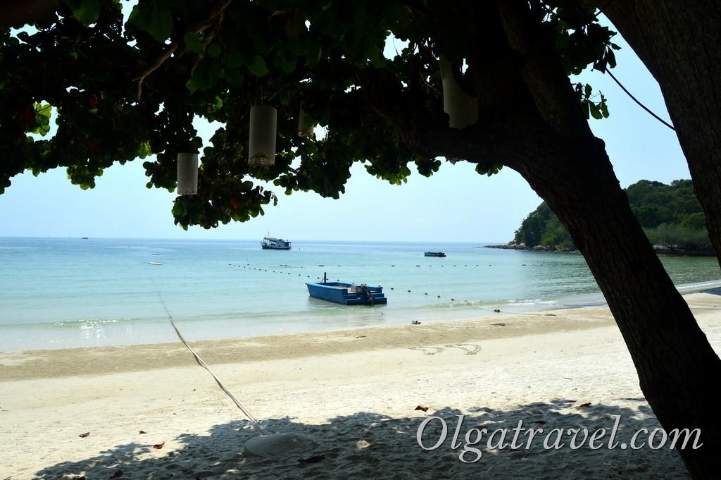 пляж Самет
