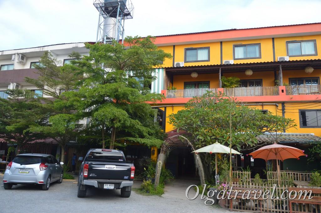 отель Фанга