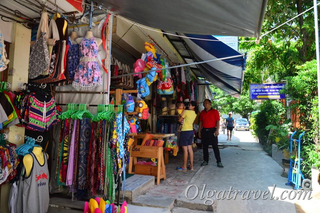 рынок на Самете