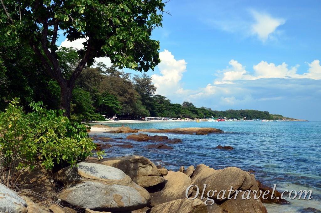 остров Самет в Таиланде отзывы