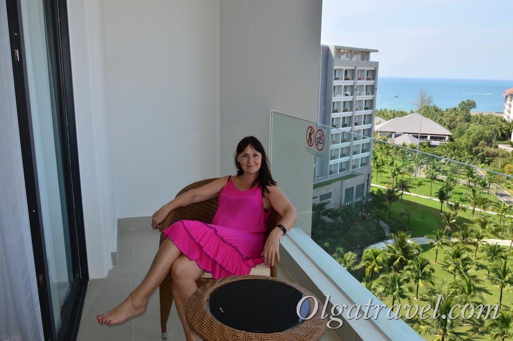 отель Отель VinOasis Phu Quoc Resort отзывы