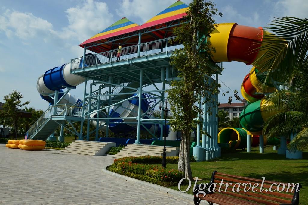 VinOasis Фукок аквапарк