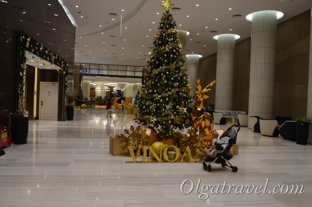 Отель VinOasis Phu Quoc Resort Вьетнам
