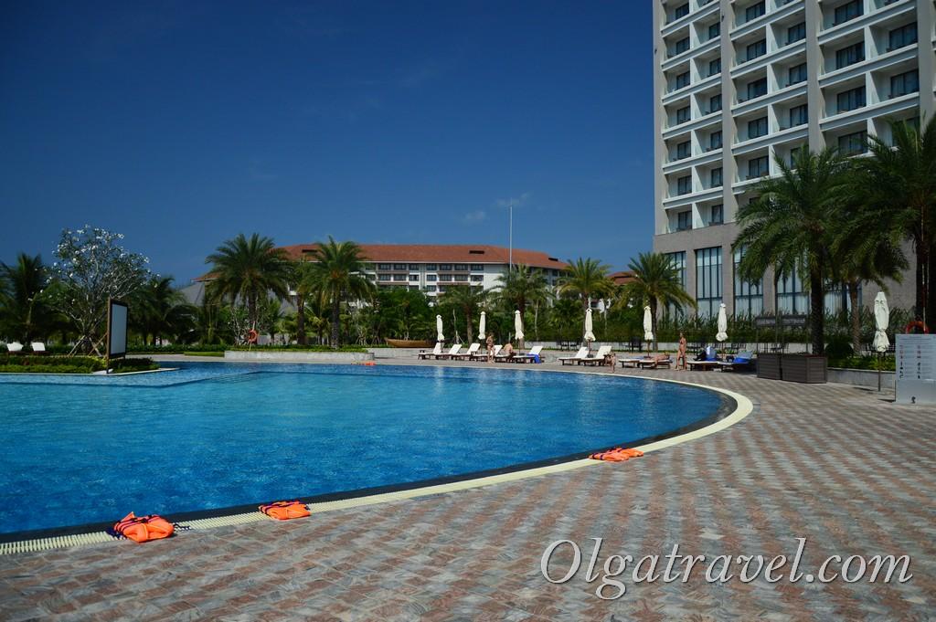 Отель VinOasis Phu Quoc вьетнам