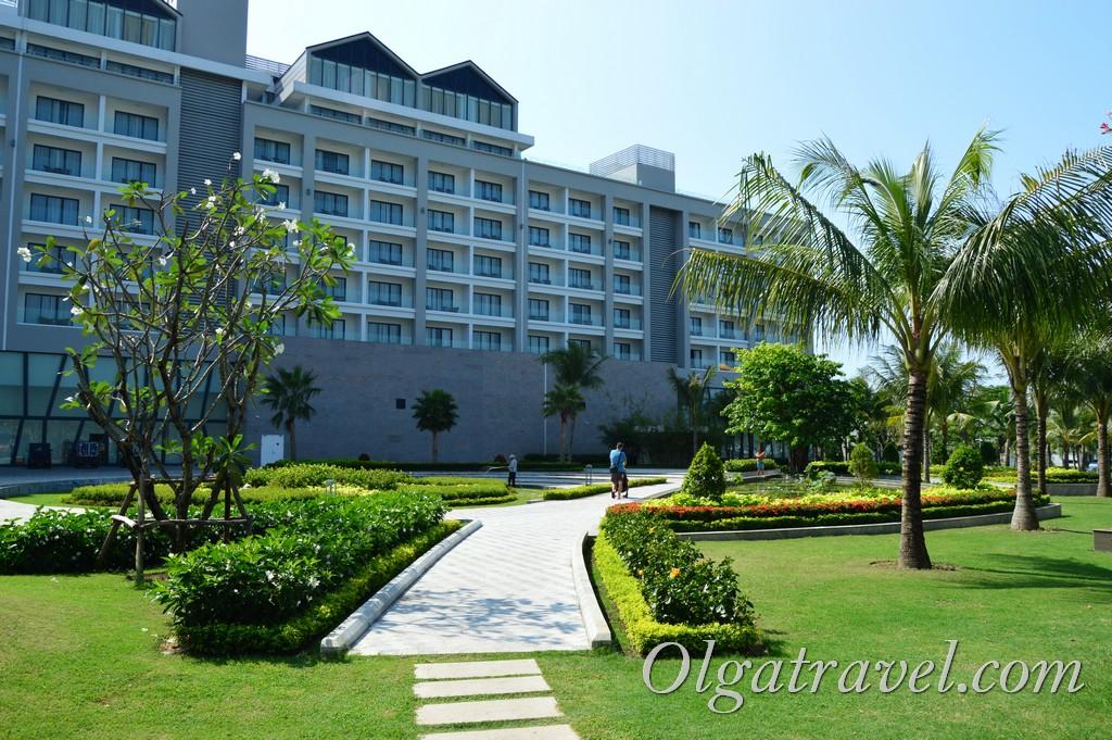 отель VinOasis Вьетнам