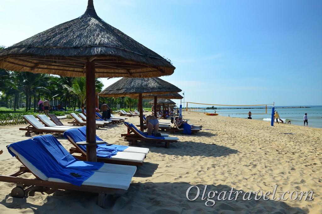 VinOasis Resort пляж