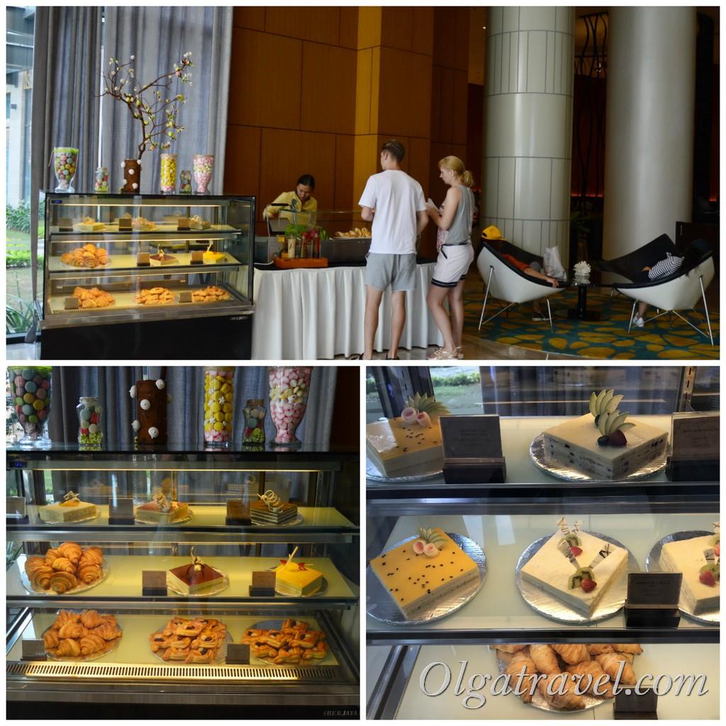 еда в отеле vinoasis фукок вьетнам
