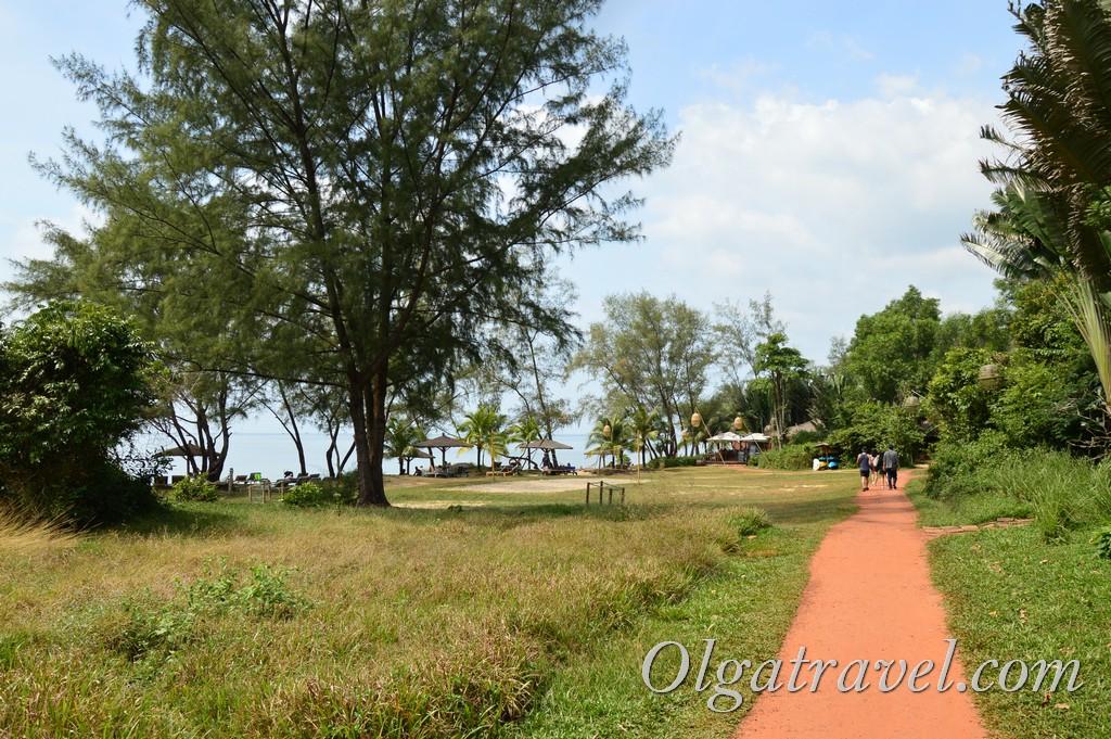 отели Онг Ланг