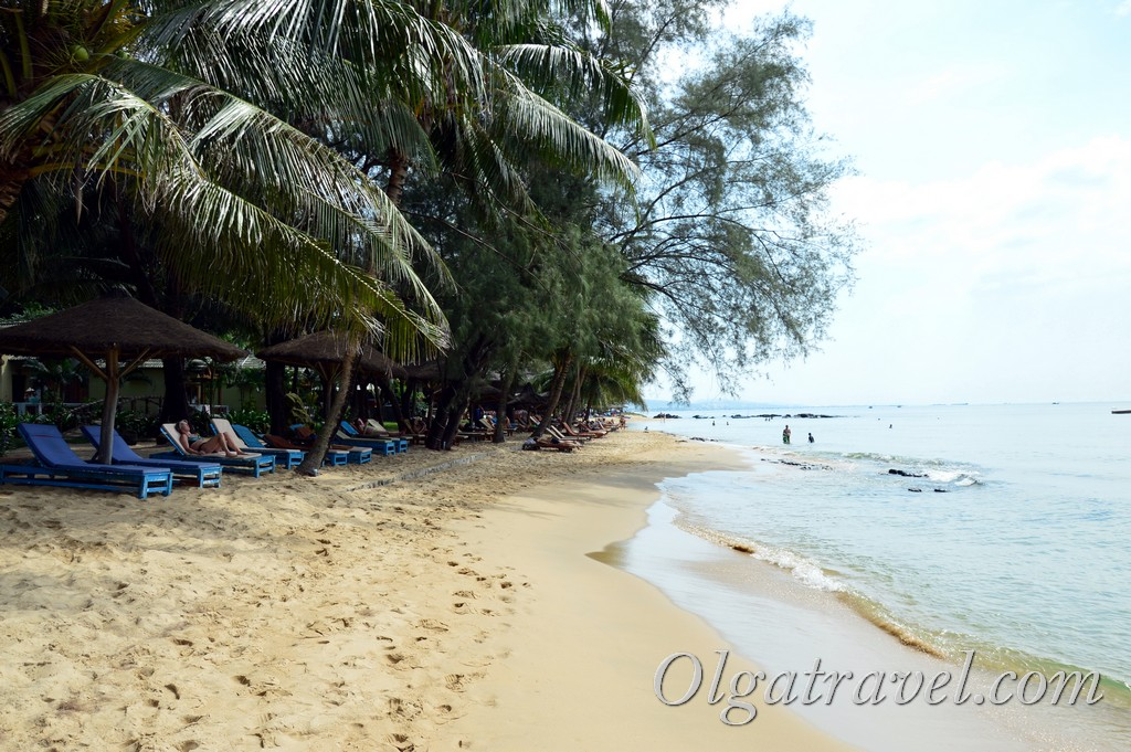 пляж Онг Ланг Вьетнам