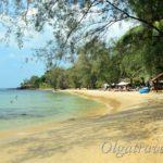 Пляж Онг Ланг на острове Фукуок – красивый пляж для тихого спокойного отдыха