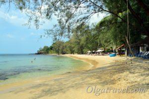 пляж Онг Ланг бич