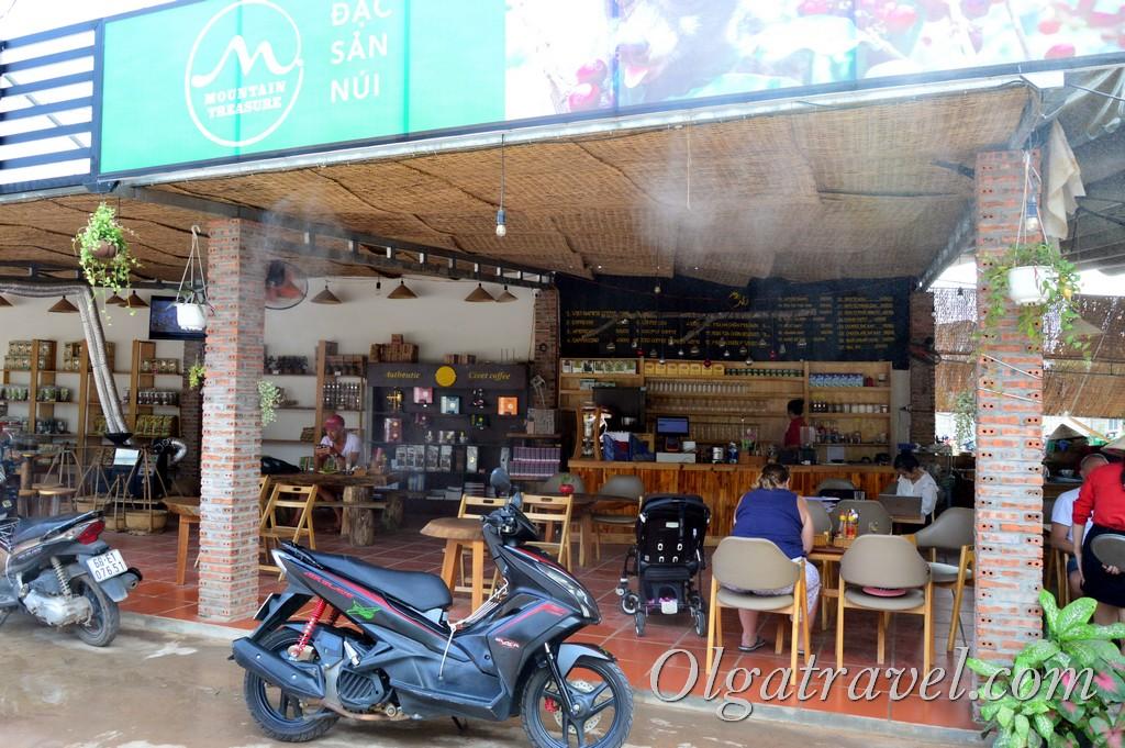 Онг Ланг кафе
