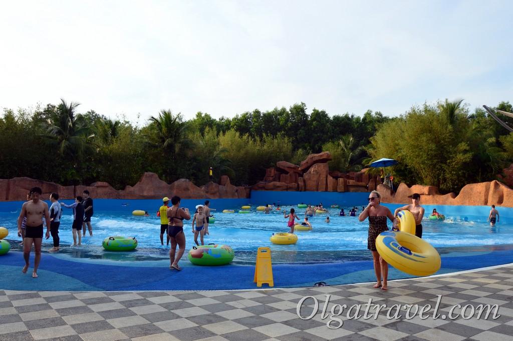 Фукуок Винперл аквапарк