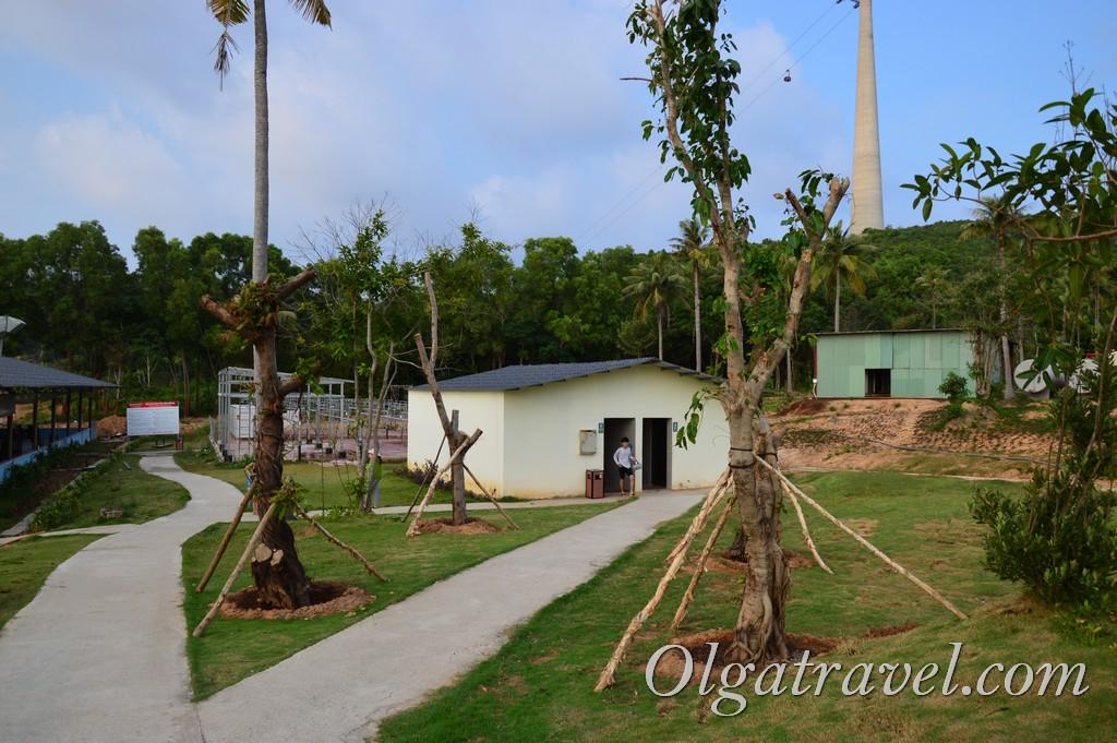 ананасовый остров фукуок