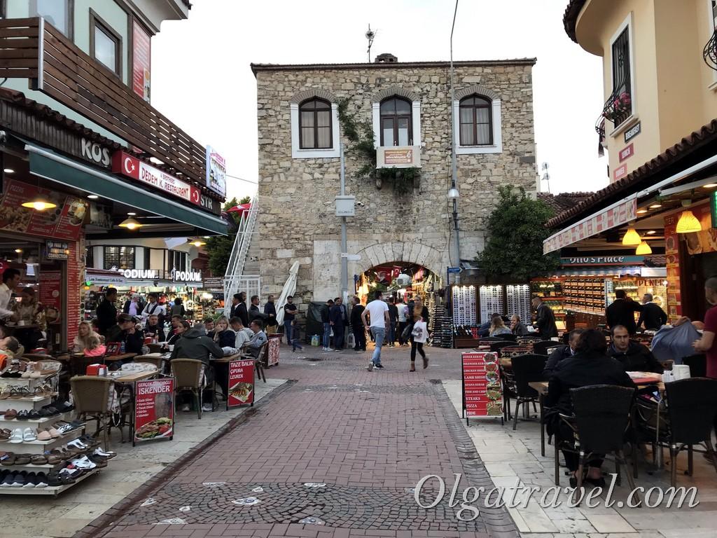 город Кушадасы Турция