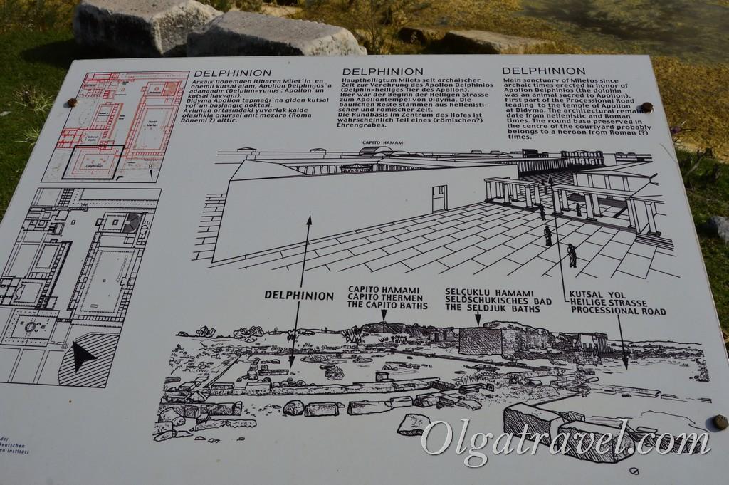 Святилище Аполлона Дельфийского милет