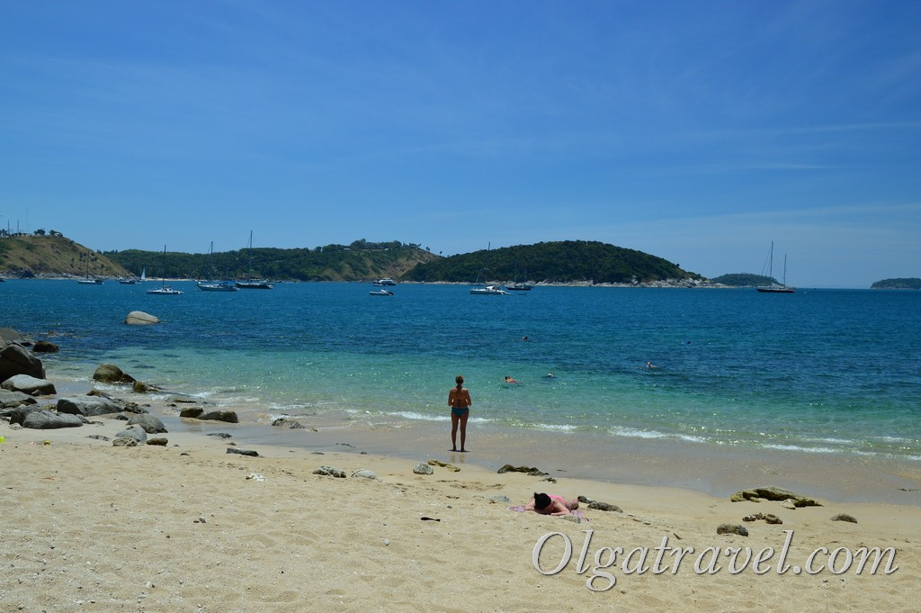 пляж Ао Сан Пхукет