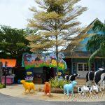 Dairy Hut Farm – ферма, контактный зоопарк рядом с Пхукетом