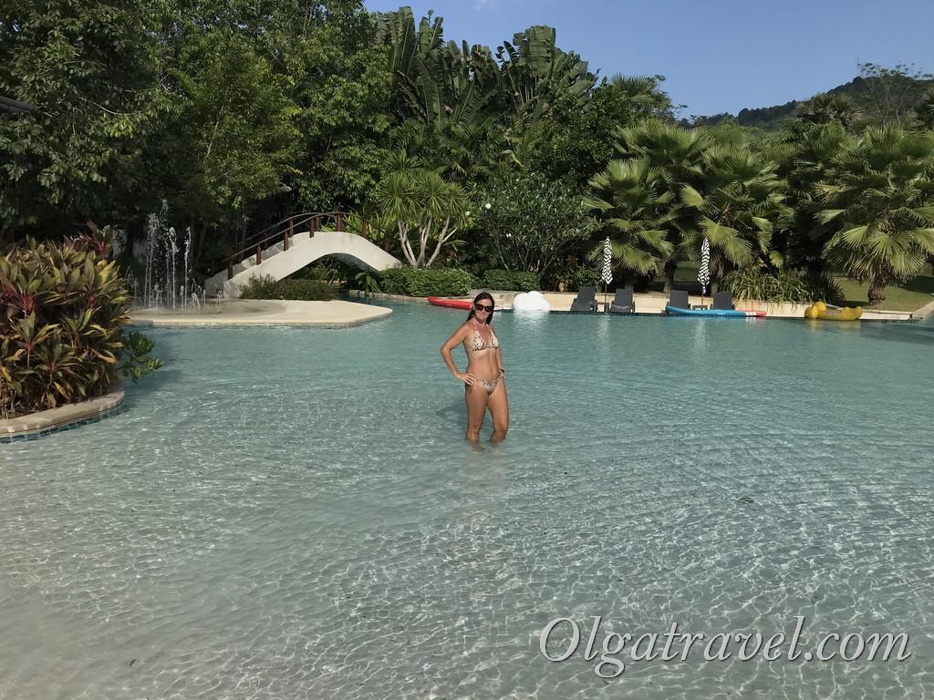 Naithonburi Beach Resort Пхукет