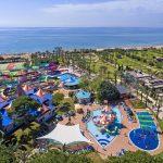 Отели Турции с подогреваемым открытым бассейном до конца майских праздников