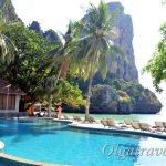 Отель Railay Bay Resort & Spa и полуостров Рейли в новой реальности covid-19