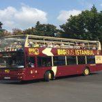 Экскурсионный автобус в Стамбуле – Big Bus Istanbul