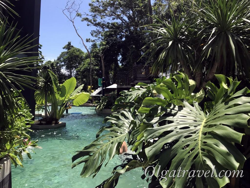 The Nature Phuket отель SHA plus