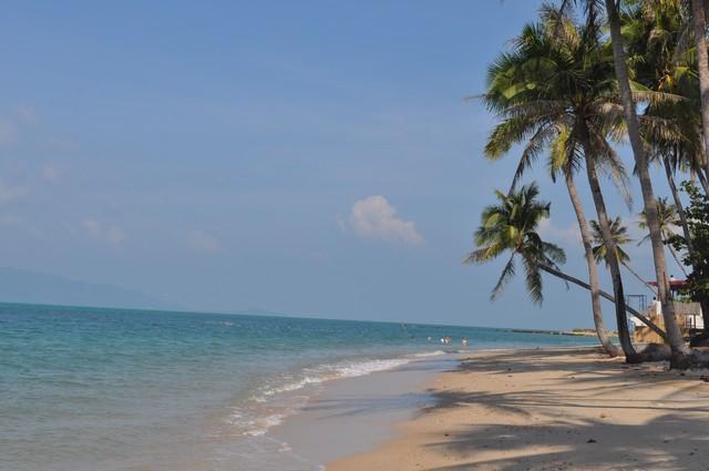 Остров Самуи, Таиланд BaanTaiBeach